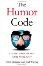 Humor Code book cover